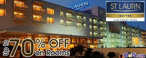 St Laurn Suites offers India