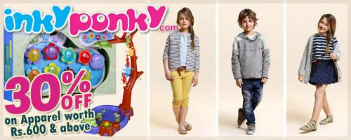 Inkyponky offers India