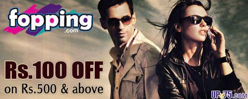 Fopping offers India
