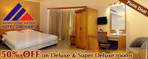 Samruddha Jeevan Hotel Orchard offers India