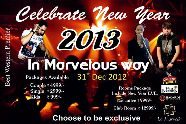 La Marvella offers India