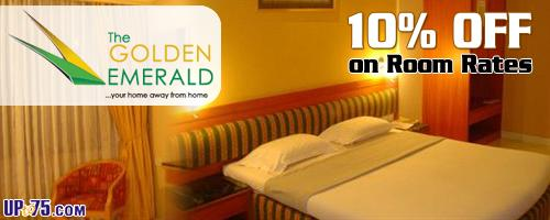 The Golden Emerald offers India