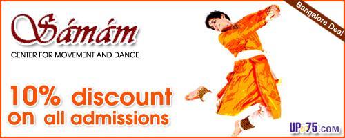 Samam Dance Center offers India