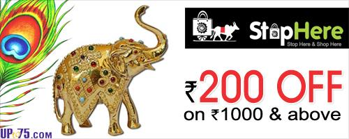Stop Here offers India
