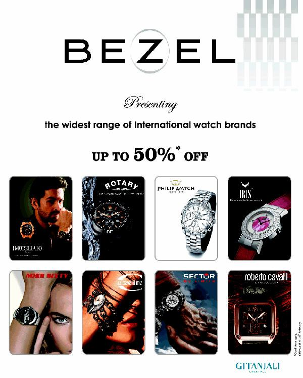 Bezel offers India